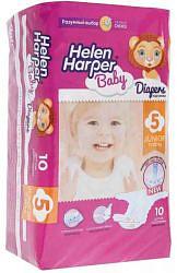 Хелен харпер беби подгузники джуниор 11-25кг 10 шт.