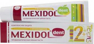 Мексидол дент зубная паста тинс 12+ 65г