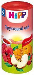 Хипп чай детский фруктовый 6+ 200г