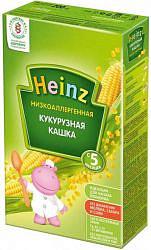 Хайнц каша кукурузная низкоаллергенная 5+ 200г
