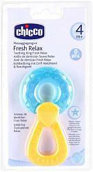 Фреш релакс прорезыватель охлаждающий кольцо голубое 4+