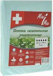 Минимакс пеленки универсальные 60х90 №5