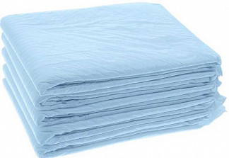 Пеленки одноразовые впитывающие 60х60 5 шт.