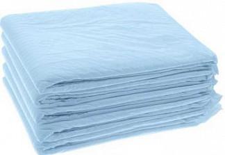 Пеленки одноразовые впитывающие 60х90 10 шт.