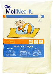 Хартманн молинеа к пеленки впитывающие детские 60х60см 10 шт.