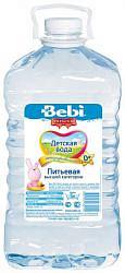 Вода беби детский 5л без газа