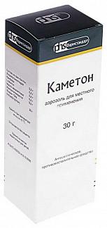 Каметон 30г аэрозоль для местного применения