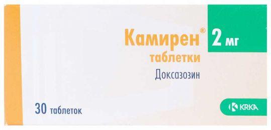 Камирен 2мг 30 шт. таблетки, фото №1