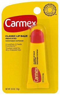Кармекс бальзам для губ классический 10г туба