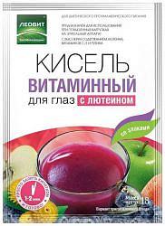 Кисель витаминный для глаз с лютеином 18г 1 шт. пакет