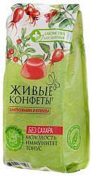 Лакомства для здоровья мармелад шиповник/клюква 170г