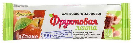 Витатека пастила фруктовая яблоко 27г, фото №1
