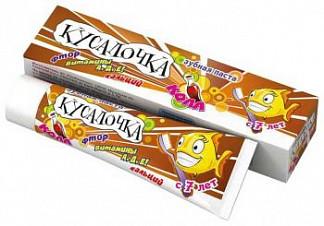 Кусалочка зубная паста для детей кола с 7 лет 50мл