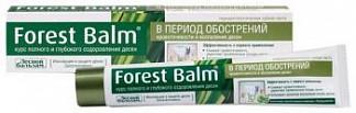 Лесной бальзам форест балм зубная паста в период обострений 75мл