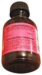 Люголя раствор с глицерином 25г раствор для местного применения