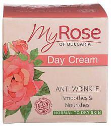 Май роуз крем для лица дневной против морщин 50мл