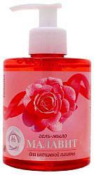 Малавит гель-мыло для интимной гигиены 280мл малавит