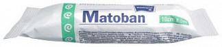 Матопат стандарт бинт стерильный хлопковый 10смх5м 1 шт.