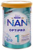 Нестле нан оптипро 1 смесь молочная 400г