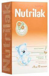 Нутрилак смесь молочная 0-12 месяцев 350г