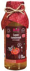Бионейшнал сироп натуральный тыквенный на фруктозе 250мл
