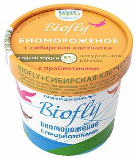 Биофлай+сибирская клетчатка яблоко биомороженое 45г фармстандарт
