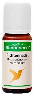 Блюменберг масло эфирное пихта сибирская 10мл