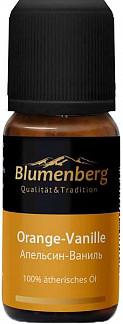 Блюменберг смесь эфирных масел апельсин/ваниль 10мл