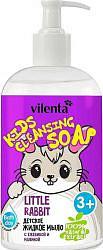 Вилента энимал лайн крем-мыло детское литтл реббит 300мл