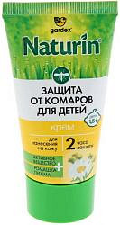 Гардекс натурин крем-гель детский от комаров 40мл