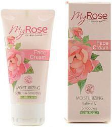 Май роуз крем для лица дневной увлажняющий 50мл