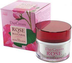Роуз оф болгария крем для лица дневной 50мл
