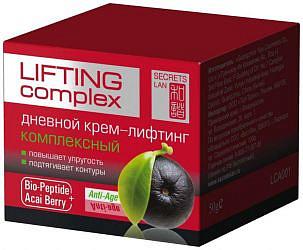 Секреты лан лифтинг комплекс крем-лифтинг для лица дневной ягоды асаи 50мл