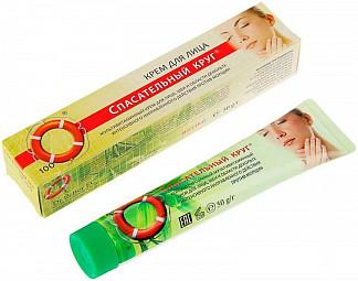 Спасательный круг крем для лица/шеи мультивитаминный 50г