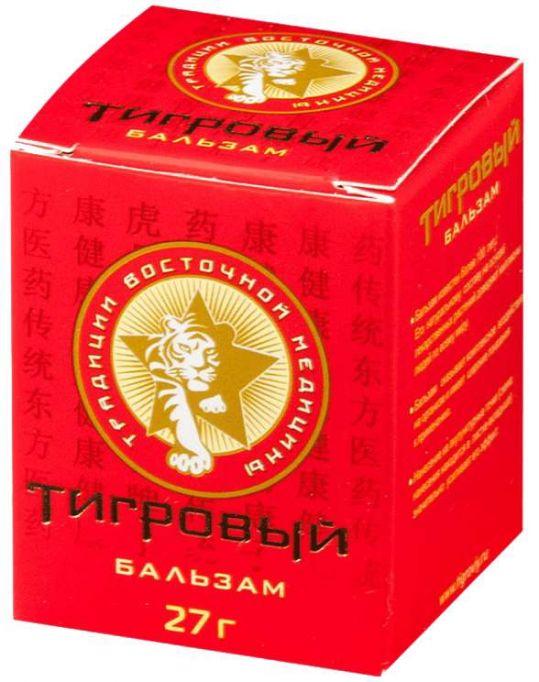 Тигровый бальзам 27г, фото №1