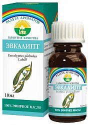 Лекус масло эфирное эвкалипт 10мл