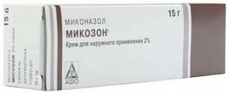 Микозон 2% 15г крем