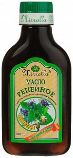 Мирролла масло репейное зародыши пшеницы/жожоба 100мл