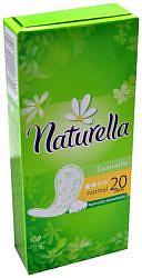 Натурелла ромашка прокладки ежедневные нормал део 20 шт.