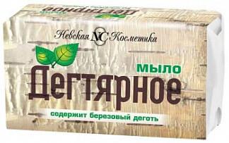 Невская косметика мыло дегтярное 140г
