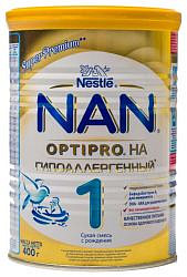 Нестле нан га оптипро 1 смесь молочная 400г