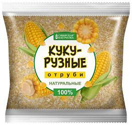 Отруби сибирские кукурузные 180г
