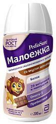 Педиашур малоежка смесь для энтерального питания 1,0 шоколад 200мл