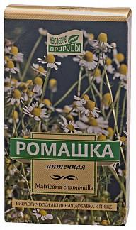 Ромашки цветки наследие природы 50г