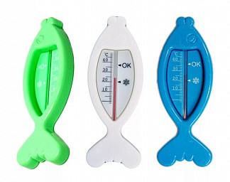 Термометр для ванной рыбка