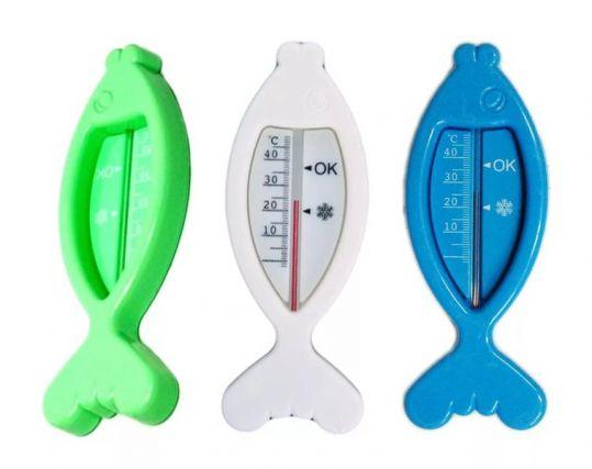 Термометр для ванной рыбка, фото №1