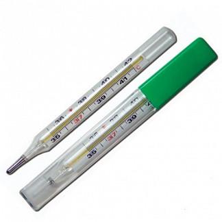 Термометр медицинский в футляре 12 шт.