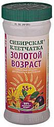 Клетчатка сибирская золотой возраст 55+ 280г