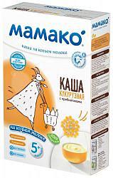 Дп мамако каша кукурузная с пребиот.5+