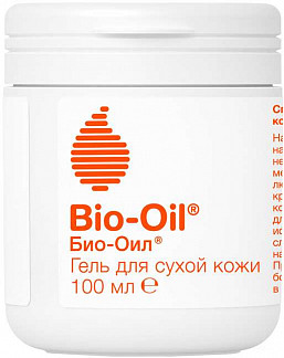 Био-ойл гель для сухой кожи 100мл